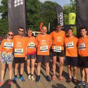 B2RUN 2016 Hannover Team 1