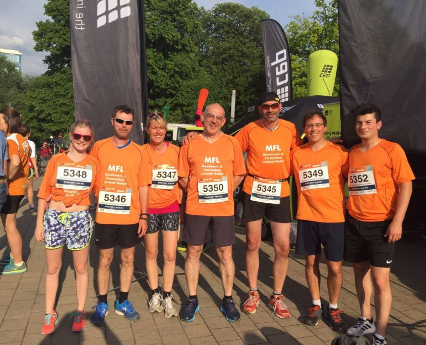 B2RUN 2016 Hannover Team 1
