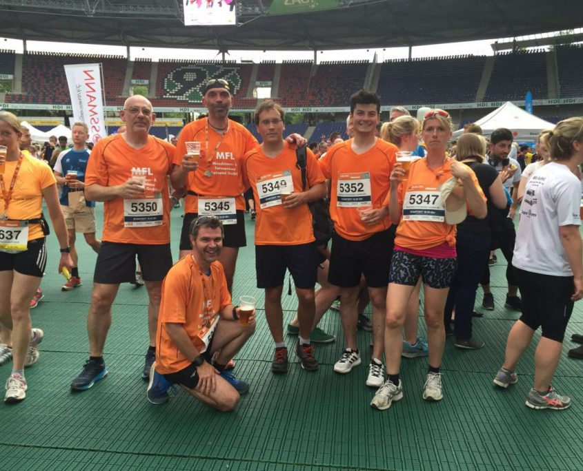 B2RUN 2016 Hannover Team 3